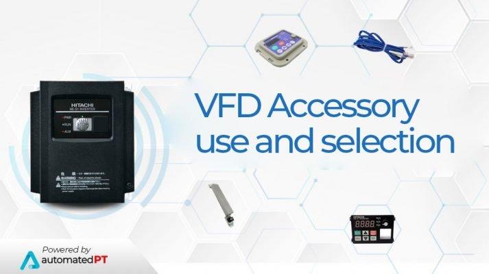 Hitachi-VFD-Accessory--use-and-selection